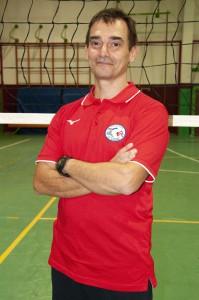 Paolo Mencucci allenatore under 15