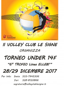 Il VOLLEY CLUB LE SIGNE 14